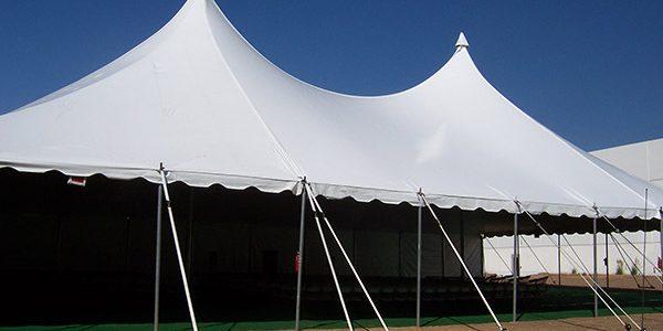 Tension Pole Tent Rentals – Avalon Tent
