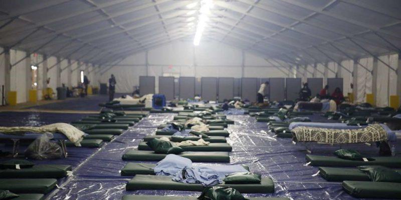 El Nino Tents